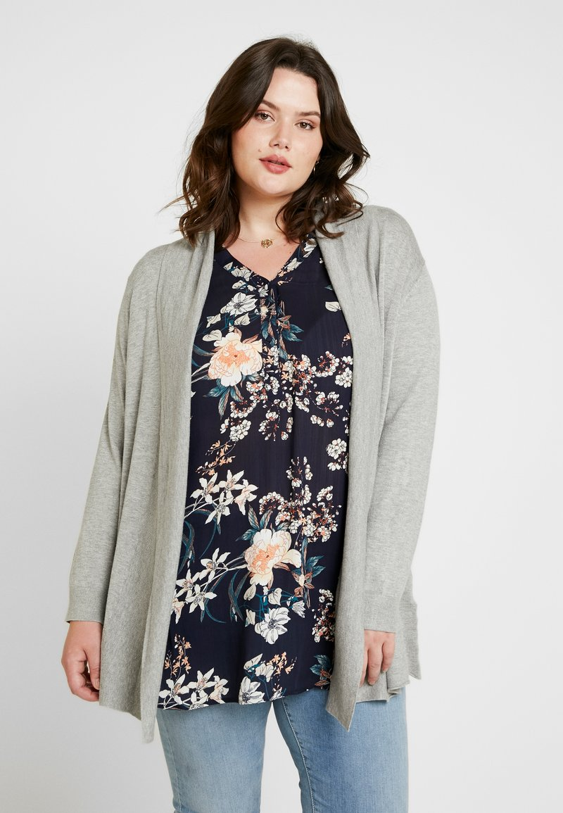 Twintip Plus - Cardigan - grey