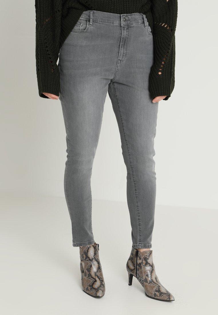 Twintip Plus - Jeans Skinny Fit - grey denim