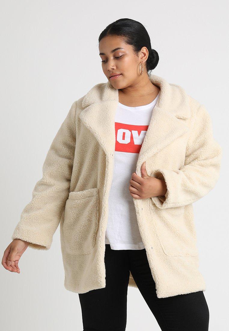 Twintip Plus - Classic coat - off-white