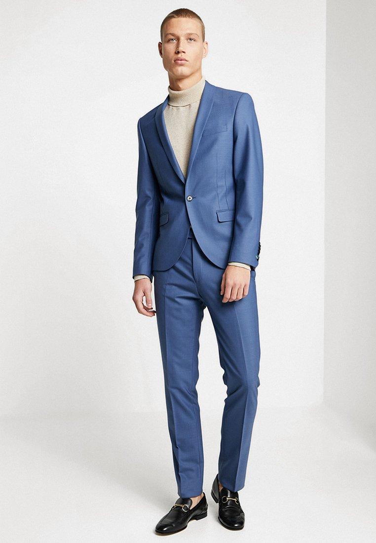 Twisted Tailor - ELLROY SLIM FIT - Suit - blue indigo