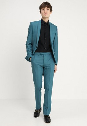ELLROY SLIM FIT - Completo - indian teal