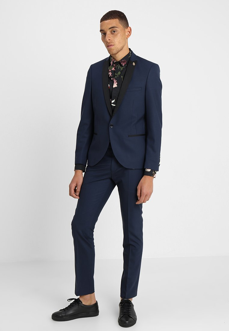 Twisted Tailor - DUNSTER TUX - Anzug - navy