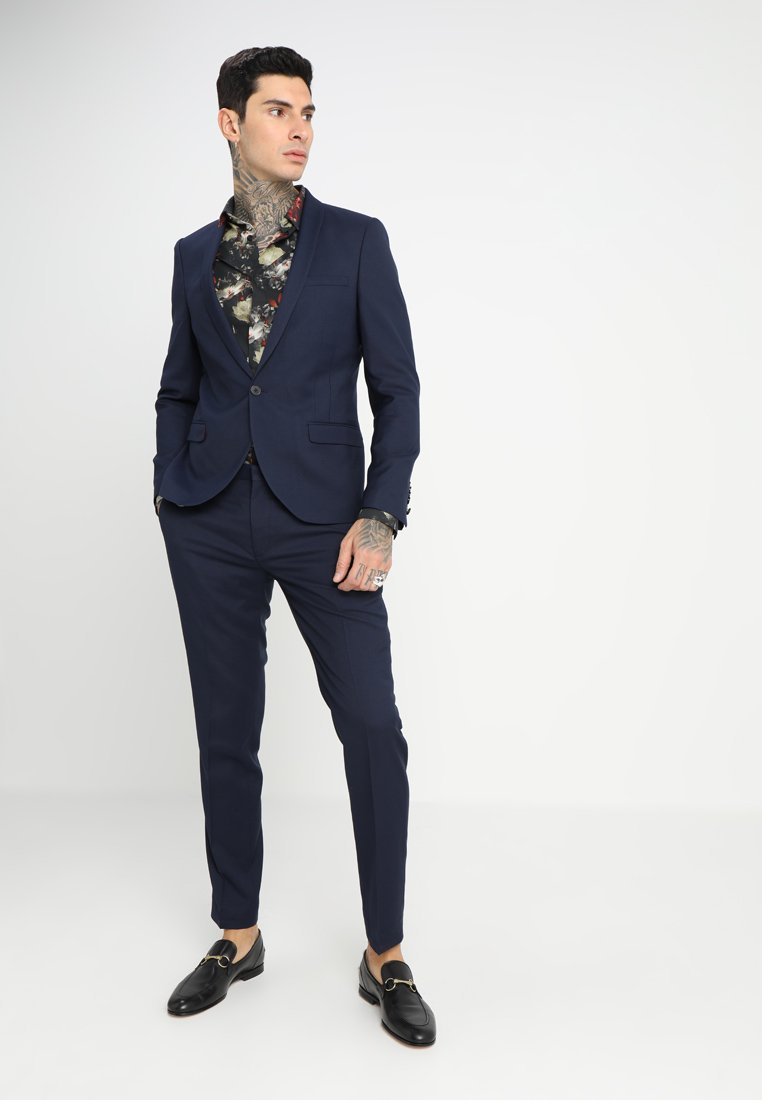 Twisted Tailor - HEMINGWAY SUIT - Completo - navy