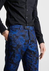 Twisted Tailor - ERSAT SUIT SLIM FIT - Traje - blue - 8
