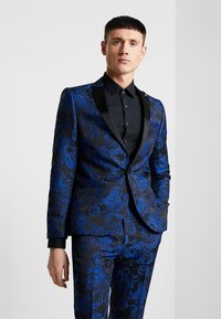 Twisted Tailor - ERSAT SUIT SLIM FIT - Traje - blue - 2