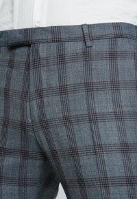Twisted Tailor - SACRED SUIT SKINNY FIT - Traje - blue - 12