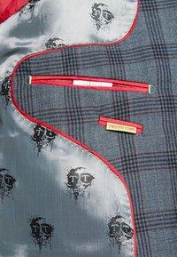 Twisted Tailor - SACRED SUIT SKINNY FIT - Traje - blue - 10