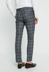 Twisted Tailor - SACRED SUIT SKINNY FIT - Traje - blue - 5