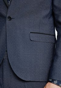Twisted Tailor - ROOSICK SUIT SKINNY FIT - Oblek - navy - 7