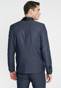Twisted Tailor - ROOSICK SUIT SKINNY FIT - Oblek - navy - 3