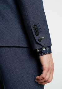 Twisted Tailor - ROOSICK SUIT SKINNY FIT - Oblek - navy - 12