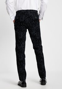 Twisted Tailor - VICTORY SUIT  - Oblek - charcoal - 5