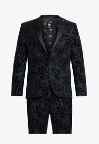 Twisted Tailor - VICTORY SUIT  - Oblek - charcoal - 11