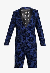 Twisted Tailor - HYENA SUIT SKINNY FIT EXCLUSIVE - Garnitur - navy - 10