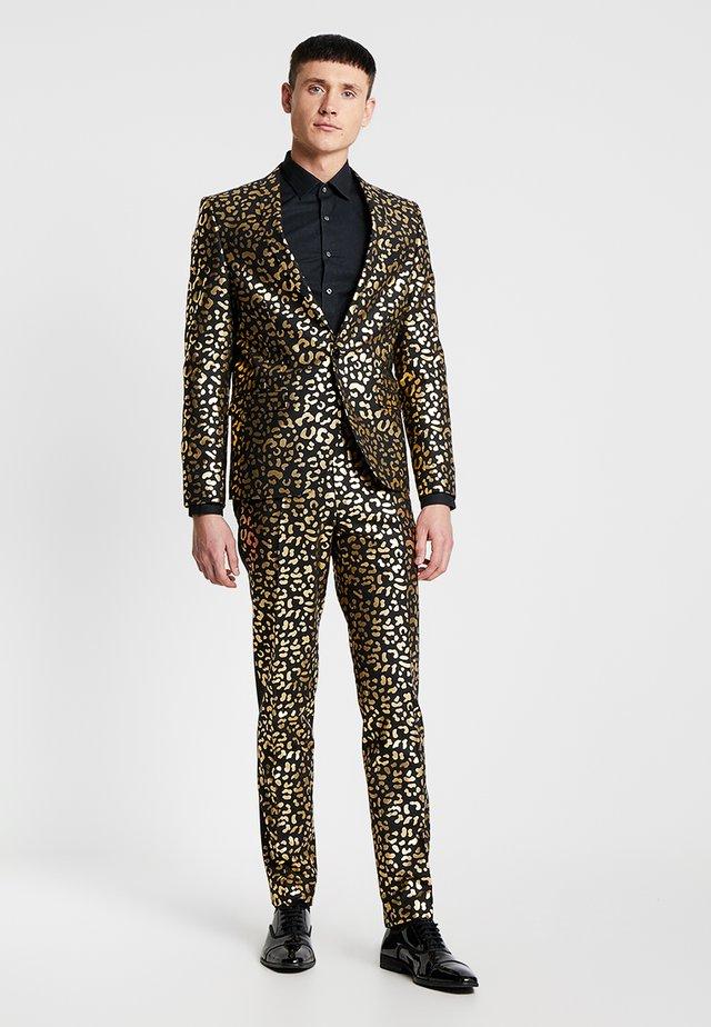LYNX SUIT EXCLUSIVE - Suit - black