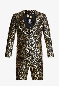 Twisted Tailor - LYNX SUIT EXCLUSIVE - Completo - black - 12
