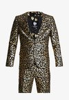 Twisted Tailor - LYNX SUIT EXCLUSIVE - Completo - black
