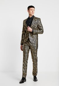 Twisted Tailor - LYNX SUIT EXCLUSIVE - Completo - black - 1