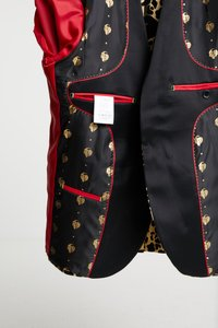 Twisted Tailor - CARACAL JACKET EXCLUSIVE - Giacca - gold - 4