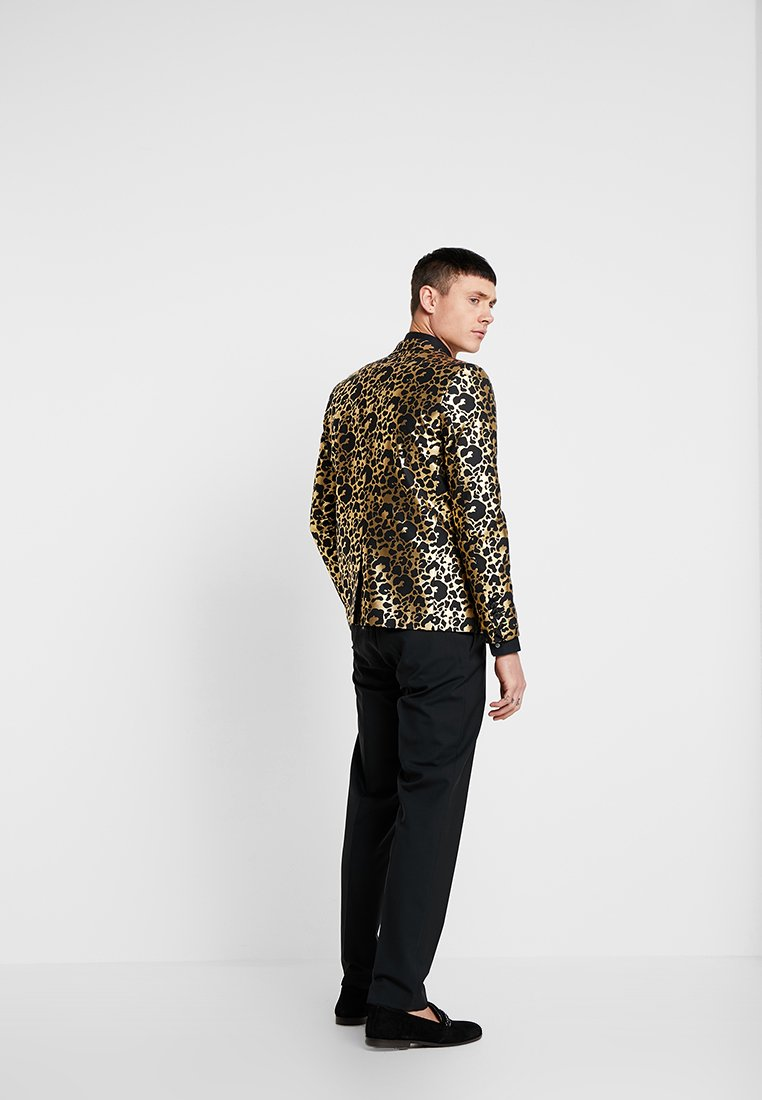 Tailor Twisted Jacket ExclusiveBlazer Caracal Gold uKcFTlJ31