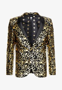 Twisted Tailor - CARACAL JACKET EXCLUSIVE - Giacca - gold - 5
