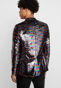 Twisted Tailor - LIQUORICE JACKET EXCLUSIVE PRIDE - Giacca - rainbow - 2