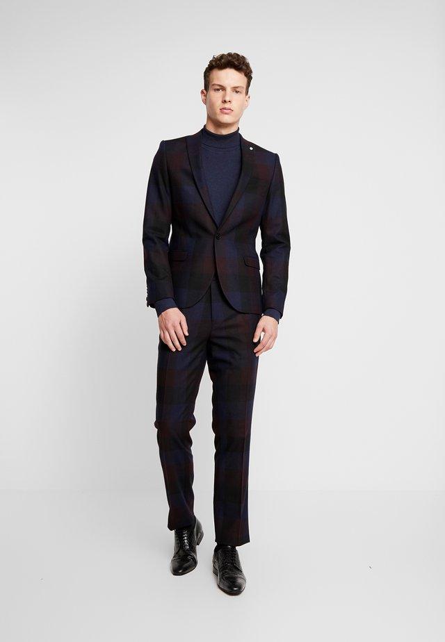 ASHBY SUIT - Suit - burgundy