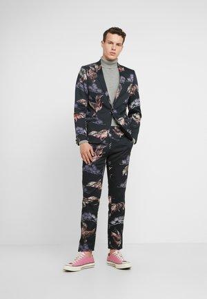 CRANE SUIT - Suit - black
