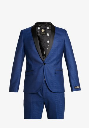 REGAN SUIT - Suit - blue