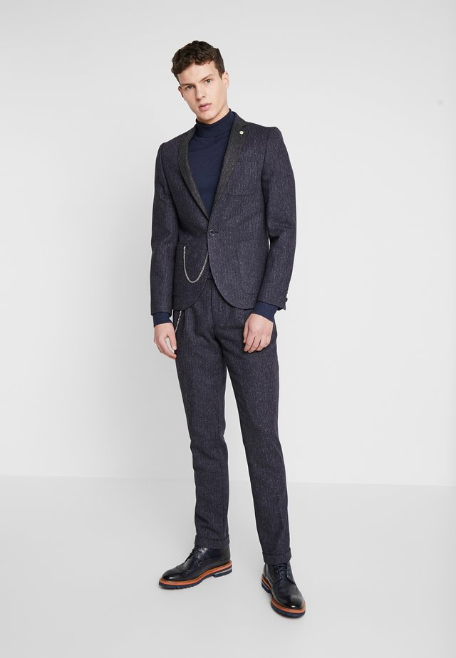 SNOWDON SUIT - Anzug - charcoal