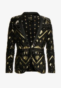 Twisted Tailor - GATSBY BLAZER - Blazer - black - 3