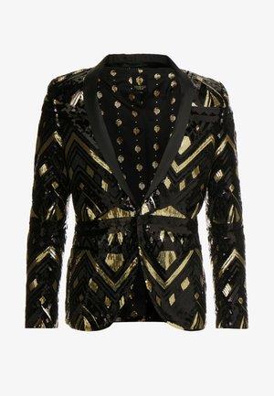 GATSBY BLAZER - Blazer jacket - black