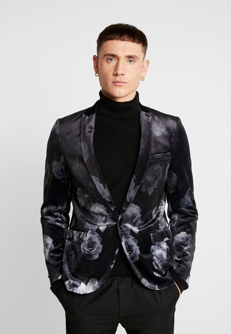 Twisted Tailor - KEMBER - Blazer - grey