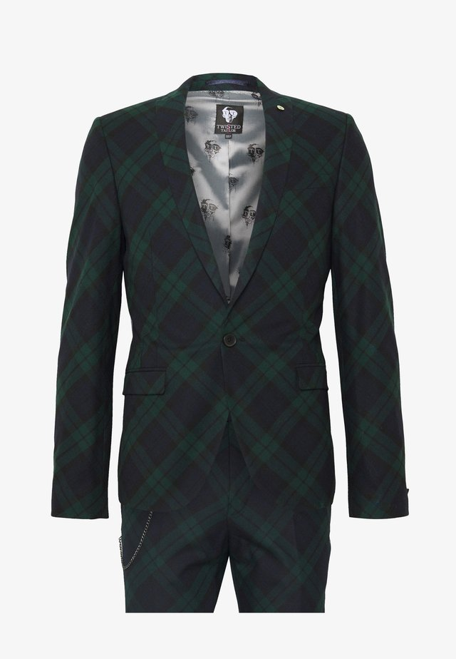 CONNAUGHT - Suit - green