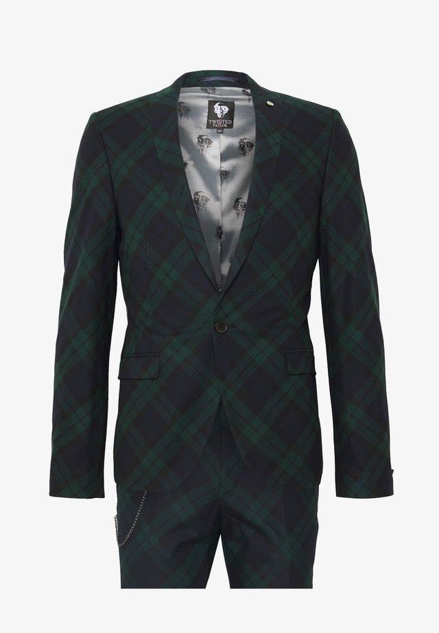 CONNAUGHT - Oblek - green