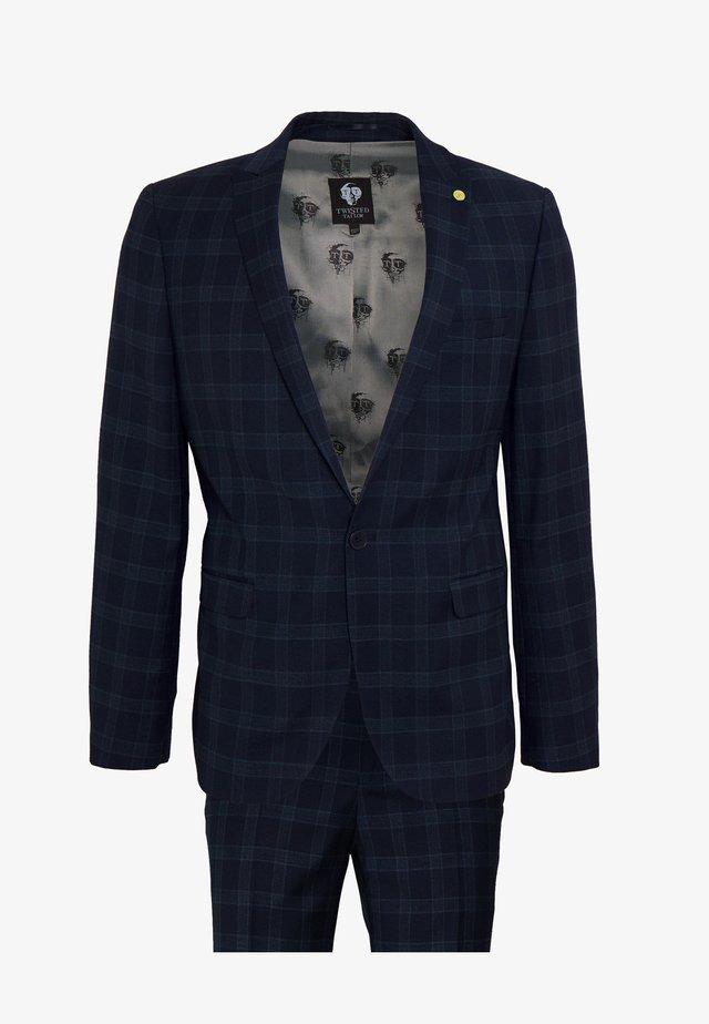 MALICE - Suit - navy