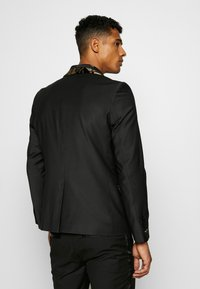 Twisted Tailor - VOLPI BLAZER - Suit jacket - black - 2