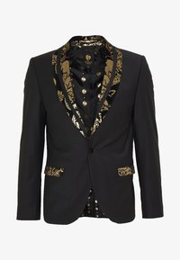 Twisted Tailor - VOLPI BLAZER - Suit jacket - black - 5