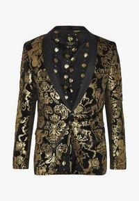 Twisted Tailor - IGGY BLAZER - Veste de costume - gold - 4