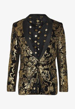IGGY BLAZER - Veste de costume - gold