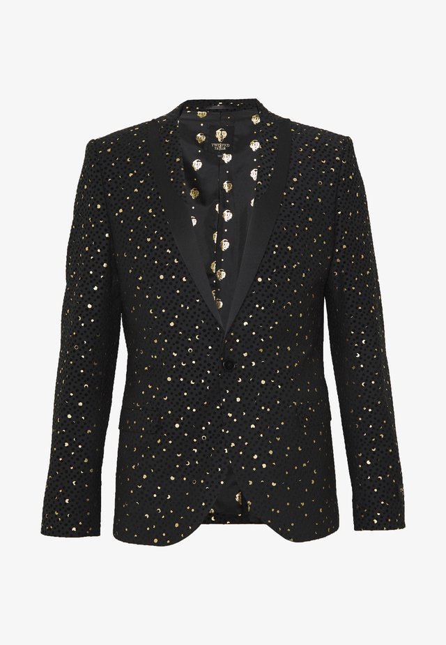 FARROW JACKET - Veste de costume - black