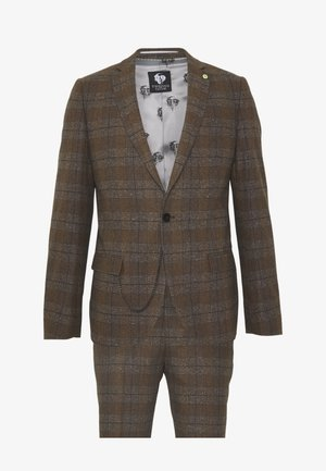 PETTIS SUIT - Completo - brown