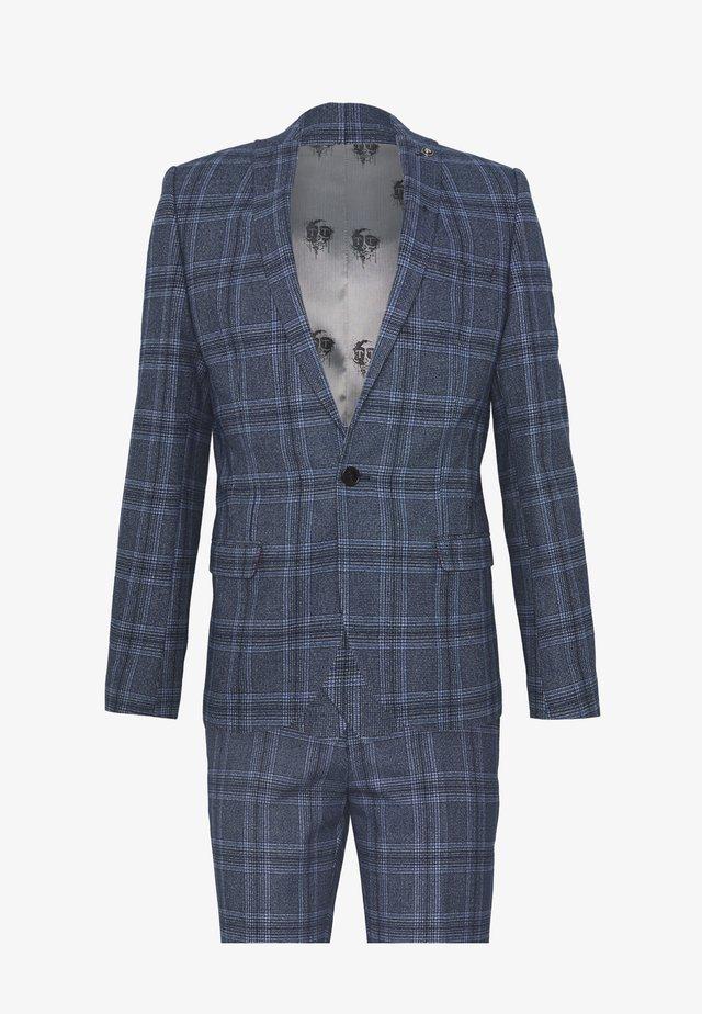 DEWITT SUIT SET - Anzug - blue