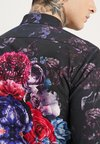 Twisted Tailor - AYERS FLORAL - Shirt - black