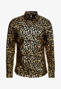 Twisted Tailor - LYNX EXCLUSIVE - Camicia - black - 4