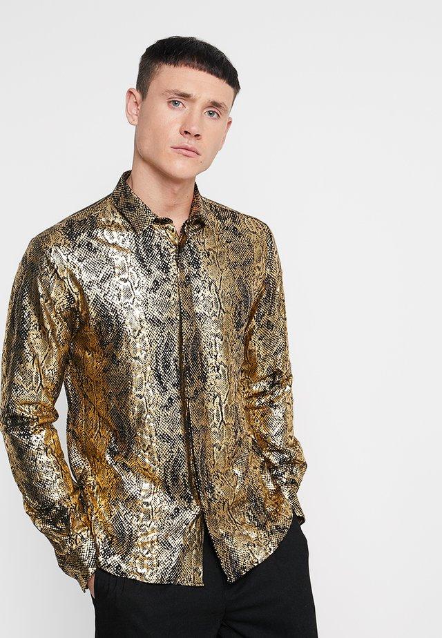 BRAGA  - Košile - gold