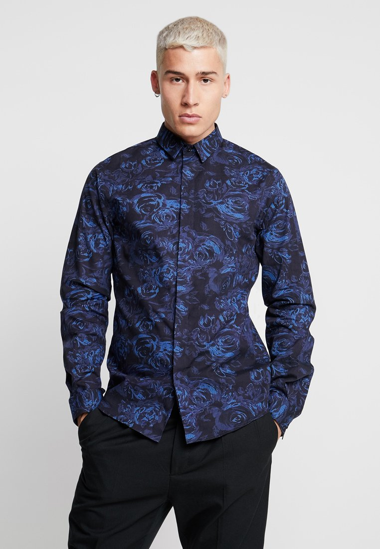 Twisted Tailor - ERSAT - Shirt - blue