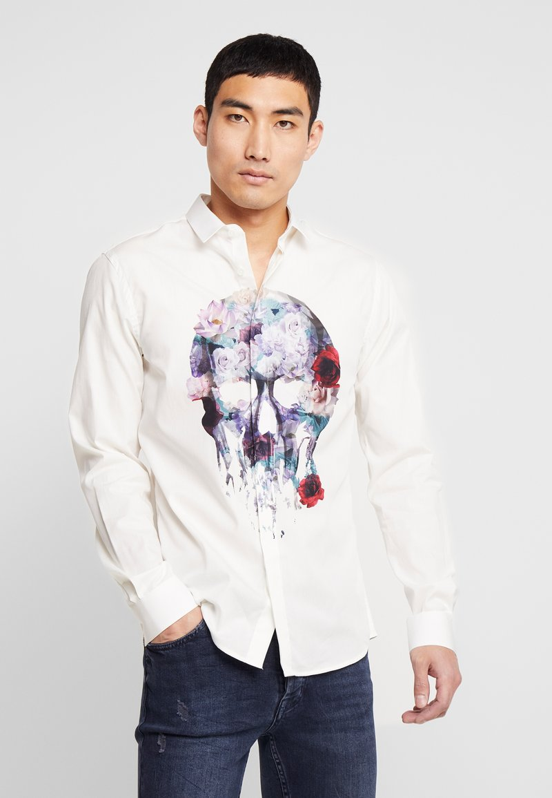 Twisted Tailor - LIGHT SPEED SHIRT - Chemise - white