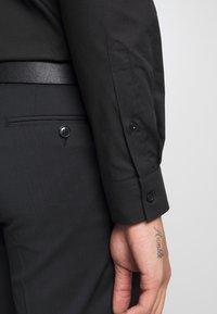 Twisted Tailor - PALADINO - Koszula - black - 4