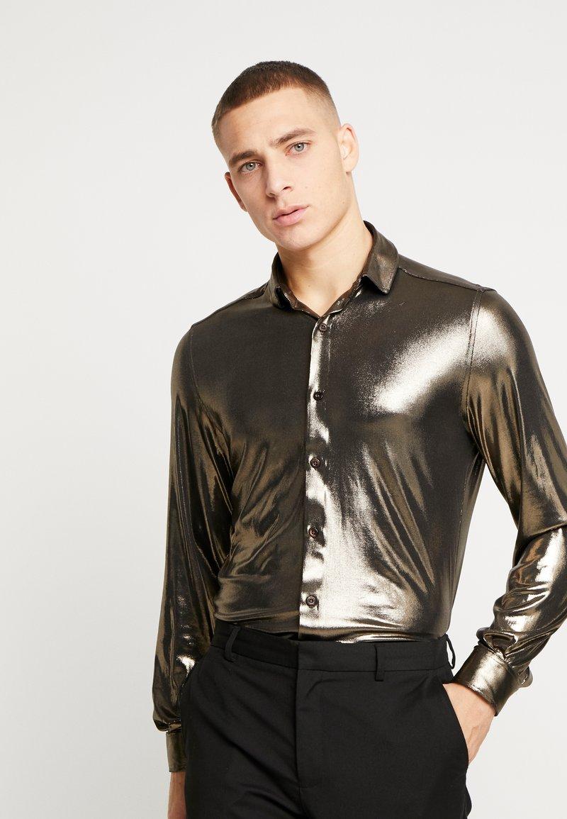 Twisted Tailor - MARQUEZ  - Koszula - gold